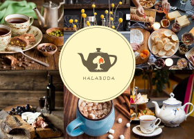 Ресторан Halabuda Tea Lounge